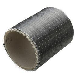 12K 200gsm 180×10cm Plain Weave Carbon Fiber Cloth Fabric