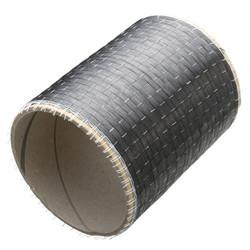 12K 200gsm 90 ×10cm Plain Weave Carbon Fiber Cloth Fabric
