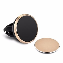 Universal Mount Metal Plate with Adhesive Circular Steel Sheet for Magnetic Mount Phone Holder