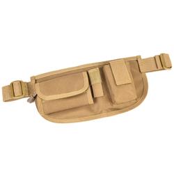 LAUEVNSA Tactical Multifunctional Waterproof Sports Waist Belt Pack Wallet Phones Cards Storage Bag