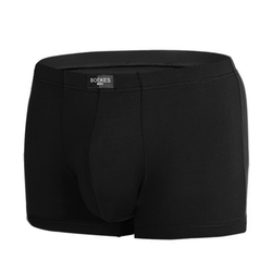 Mens Modal U-shaped Convex Pouch Underpants Casual Breathable Underwear Boxers