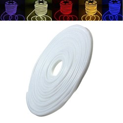 30M 2835 LED Flexible Neon Rope Strip Light Xmas Outdoor Waterproof 110V