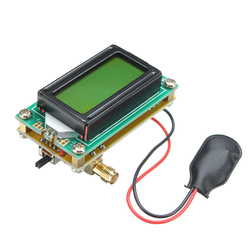 9V Frequency Meter 500mhz High Precision Reader RF Radio Frequency Measuring Instrument