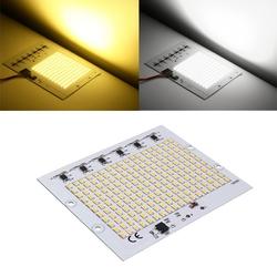 90W SMD5730 Outdooors Smart IC LED COB Chip Bead DIY Flood Light Lamp 220V