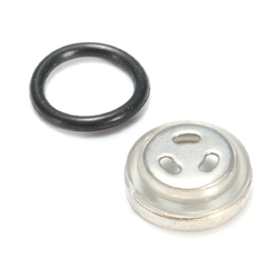 10mm One Sight Glass Motorcycle Bike Brake Master Cylinder Reservoir Universal