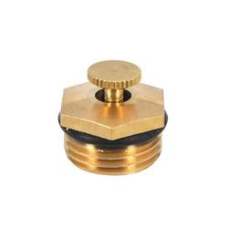 5Pcs 1/2'(DN15) Brass Watering Adjustable Sprinkler 360° Gardening Micro Drip Irrigation Sprayer