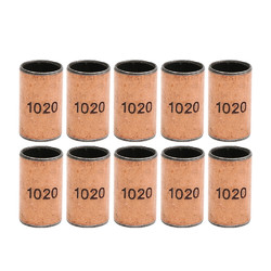 10pcs 10x12x20mm Ball Bearing Bushing Copper Alloy Bearing Bushing
