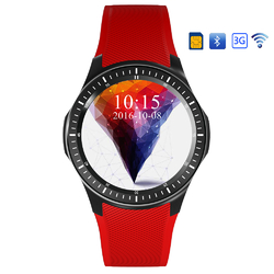 Category: Dropship Smart Devices, SKU #1126433, Title: DM368 1.39 Inch Display Android 5.1 SIM MTK 6580 Quad Core bluetooth Heart Rate Monitor Smart Watch