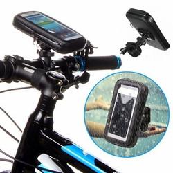 Universal Waterproof Motor Bike Motorcycle Case Bike Bag PhonE Mount Holder for Iphone Samsung GPS