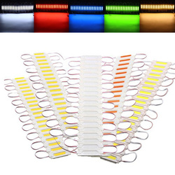 20 PCS Waterproof COB Injection LED Module Strip Light Window Store Front Lighting Lamp DC12V