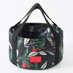 Honana BX-997 Bathroom Foldable Bucket Bag Water Container Travel Camping Cosmetic Bag Organizer