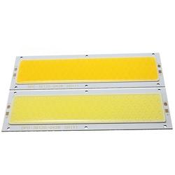 30W COB LED Chip DC12-24V Warm / Pure White 140x50mm for DIY Lamp Light