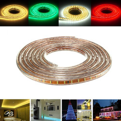 2M 3014 Waterproof LED Rope Lamp Party Home Christmas Indoor/Outdoor Strip Light 220V
