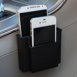 Universal Car Air Vent Mount Dashboard Phone Holder Sundry Storage Box Organizer