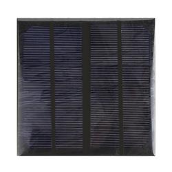 5pcs 3W 6V Epoxy Solar Panel Solar Cell Panel DIY Solar Charger Panel