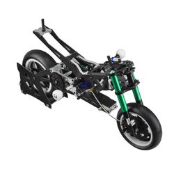 FIJON FJ913 1/5 Carbon Fiber Competition RC Motorcycle Frame Vehicles Models