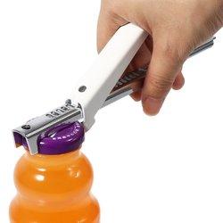KC-CP03 Adjustable Manual Stainless Steel Jar Lid Opener Gripper Can Bottle Opening Tool