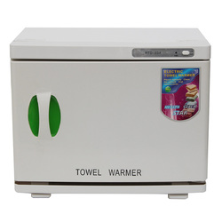 Category: Dropship Lab & Scientific Supplies, SKU #1166722, Title: 23L UV Sterilizer Cabinet Hot Towel Warmer Disinfection 60?±10 Degrees EU Plug