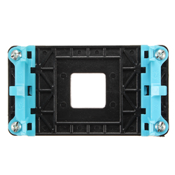 Heat Sink Retention Module Bracket Backplate Black For AM2/AM3/AM3+/FM1/FM2