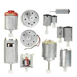 3 Sets 12 Kinds Motor Gear Pack DIY Model Parts Micro DC Motor
