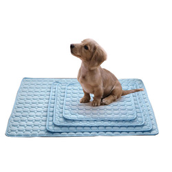 Summer Ice Pad Pet Dog Kitty Cooling Pet Bed Ice Pad Cushion Pet Soft Safety Pad cooling Cat Dog Mat