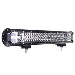 22 Inch 648W LED Light Bars Flood Spot Combo Beam Driving Lamp for Truck Off Road Boat