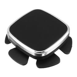 Car Steel Ring Wheel Mobile Phone Bracket  Magnetic Navigation Holder Frame