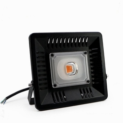 ARILUX AC170-300V 50W Full Spectrum LED Plant Grow Flood Light Waterproof Ultra Thin For Indoor Ourdoor