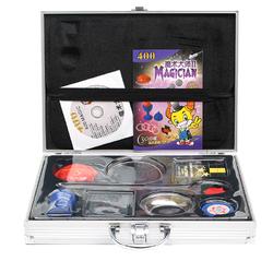 Aluminum Alloy Instruction With CD Magic Box Upscale Children Prop Set