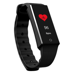 OLED Heart Rate Sleep Monitor IP67 Waterproof Fitness Smart Bracelet Watch