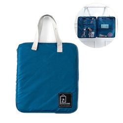 Honana HN-TB41 Portable Travel Cosmetics Storage Bag Waterproof Toiletry Passporrt Ticket Organizer