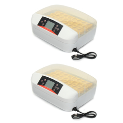32 Position Electronic Digital Incubator Automatic Hatcher for Poultry Eggs Chicken Egg