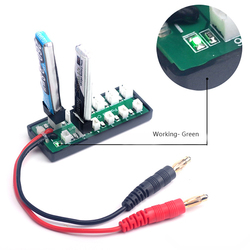 1S 3.7V Lipo Battery Balanced Charging Adapter Board For IMAX B6 Charger