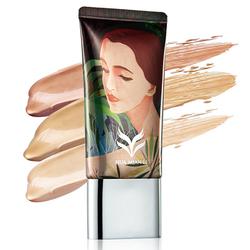 HUAMIANLI Face Foundation Makeup Base Liquid Concealer Moisturizer Oil Control