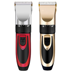 Y.F.M® Rechargeable Men Electric Hair Clipper Trimmer Beard Shaver 110-240V Haircut Ceramic Blade