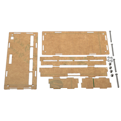 3Pcs Transparent Acrylic Case Protective Housing For 8 Channel Relay Module