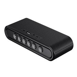 MANOVO X6 2200mAh Screen Touch TF Wireless bluetooth Speaker with Mic for iPhone 7 8 Mobile Phone
