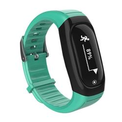 Bakeey 118HR Hear Rate Fitness Tracker Bluetooth Smart Wristband Bracelet for Mobile Phone