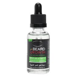 Natural Organic Beard Oil Balsam Wax Hair Loss Conditioner For Beard Styles Growth 40ml