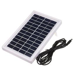 3W 12V Mini Polycrystalline Silicon Solar Panel Power Bank