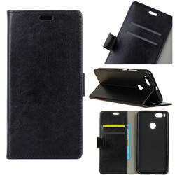 Bakeey Flip Crystal Wallet Card Slot PU Leather Case For Xiaomi Mi A1/ Xiaomi Mi 5X