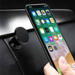 Floveme Universal Car Mount Strong Magnetic Phone Holder Desktop Stand