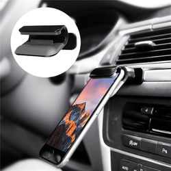 Universal 360 Degree Rotation Car Holder Phone Mount Bracket for iPhone X iPhone 8 Samsung 6