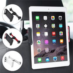 Universal 360 Degree Rotation Car Backseat Holder Headrest Stand Mount for iPhone Samsung Tablet