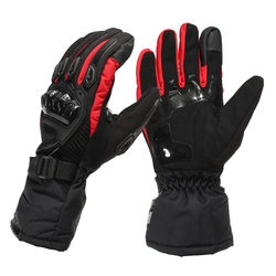 Touch Screen Gloves Winter Warm Windproof For Motorcycle Cycling Skiing Skateboard
