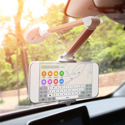 Multifunctional Long Arm Lazy Holder 360 Degree Rotation Car Dashboard Mount Desktop Phone Stand