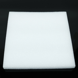 30x30x3cm EPE Polyethylene Foam Sheet Pearl Cotton Material for Packing Cornor Protection