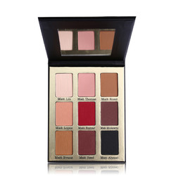 9 Colors Matte Eye Shadow Palette Nude Cosmetics