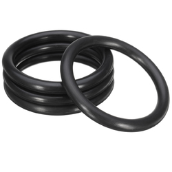 4pcs 5.5cm Bumper Fender Quick Release Fasteners Replacement Rubber Band O-Ring