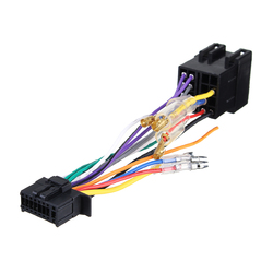 16Pin Car Stereo Radio Wiring Harness Connector Plug ISO PI100 for Pioneer 03-on